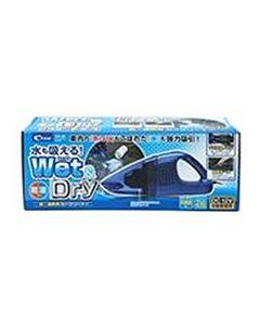 クレトム ウェット&ドライもも太郎 ブルー DA-38 (1台) 車内用品 掃除機