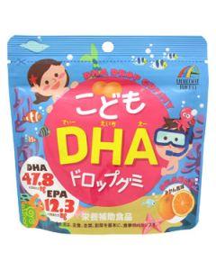 ユニマットリケン こども DHA ドロップグミ (約90粒) サプリメント ※軽減税率対象商品