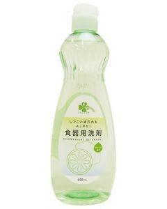 くらしリズム ロケット石鹸 食器用洗剤 ライムの香り (600mL) 台所用合成洗剤