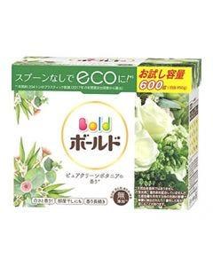 P&G ボールド ピュアクリーンボタニアの香り 粉末 本体 お試し容量 (600g) 【P&G】