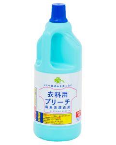 くらしリズム ロケット石鹸 衣類用ブリーチ 塩素系漂白剤 (1500mL) 白物衣料専用