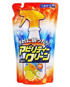 友和 Tipo's アビリティークリーン つめかえ用 (400mL) 詰め替え用 住居用合成洗剤