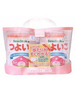 雪印ビーンスターク つよいこ 大缶 満9か月頃〜3歳頃 (800g×2缶) ベビー粉ミルク フォローアップミルク
