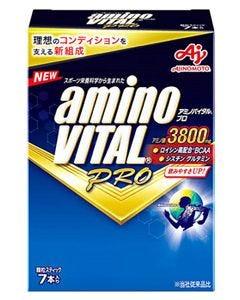 味の素 アミノバイタル プロ (7本) アミノ酸3800mg 顆粒スティック ※軽減税率対象商品