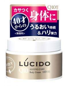 マンダム ルシード エイジングケア ボディクリーム (120g) 男性用 メンズ 体用保湿クリーム