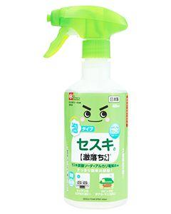 レック GN セスキ泡スプレー 激落ちくん C00134 (400mL) 住宅用 洗浄剤 クリーナー
