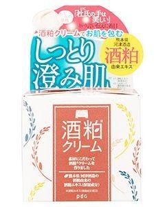 pdc ワフードメイド 酒粕クリーム (55g) 保湿クリーム