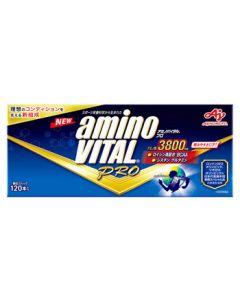 味の素 アミノバイタル プロ (4.4g×120本) 顆粒タイプ アミノ酸 BCAA ※軽減税率対象商品