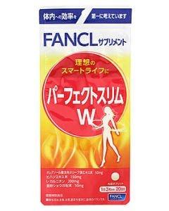 ファンケル パーフェクトスリム W 20日分 (60粒) サプリメント FANCL 【送料無料】 ※軽減税率対象商品