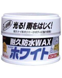 リンレイ 耐久防水ワックス スーパーホワイト (1個) 車用ワックス