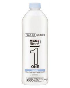 【特売セール】 花王 メンズビオレ ONE 全身化粧水スプレー さっぱり 約3回分 つめかえ用 (340mL) 詰め替え用