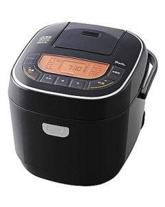 アイリスオーヤマ 米屋の旨み 銘柄炊き ジャー炊飯器 10合 RC-MC10-B ブラック (1台) 炊飯器