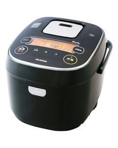 アイリスオーヤマ 米屋の旨み 銘柄炊き IHジャー炊飯器 10合 RC-IE10-B ブラック (1台) 一升