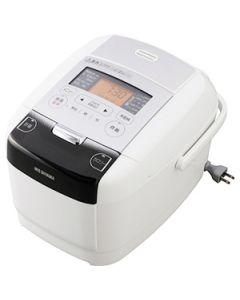 アイリスオーヤマ 米屋の旨み 銘柄量り炊き IHジャー炊飯器 3合 分離なし RC-IC30-W ホワイト (1台)