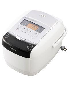 アイリスオーヤマ 米屋の旨み 銘柄量り炊き IHジャー炊飯器 5.5合 分離無し RC-IC50-W ホワイト (1台)