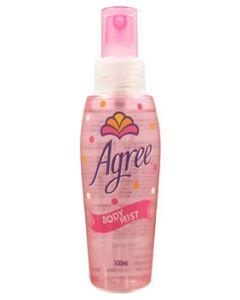 アグリー フレグランス ボディーミストN ウッディムスクの香り (100mL) 香水 オーデコロンスプレー