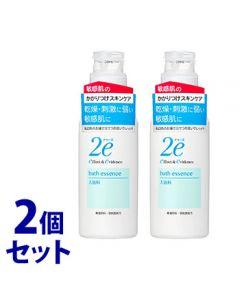 《セット販売》 資生堂 2e ドゥーエ 入浴料 (420mL)×2個セット 敏感肌用 入浴剤