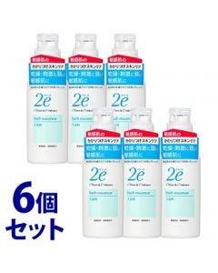 《セット販売》資生堂 2e ドゥーエ 入浴料 (420mL)×6個セット 敏感肌用 入浴剤