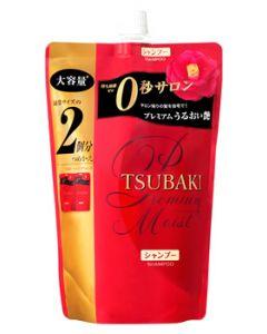 資生堂 TSUBAKI ツバキ プレミアムモイスト シャンプー つめかえ用 (660mL) 詰め替え用