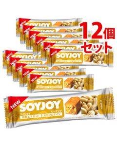 【特売セール】 《セット販売》 大塚製薬 SOYJOY ソイジョイ ピーナッツ (30g)×12個セット ※軽減税率対象商品