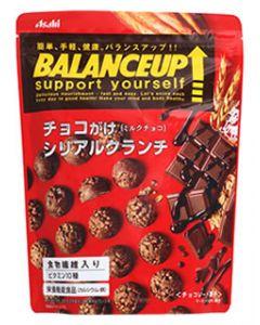 アサヒ バランスアップ チョコがけシリアルクランチ マイルド (130g) 栄養機能食品 ※軽減税率対象商品