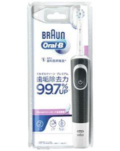 P&G ブラウン オーラルB すみずみクリーン プレミアム D1004132BK (1個) 電動歯ブラシ 【P&G】