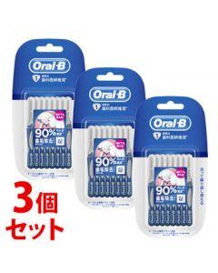《セット販売》 P&G ブラウン オーラルB 歯間ブラシ I字型 (10本)×3個セット 【P&G】