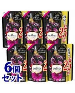【特売セール】 《セット販売》 P&G レノア ハピネス ヴェルベットフローラル&ブロッサム つめかえ用 特大サイズ (1055mL)×6個セット 詰め替え用 柔軟剤 【P&G】