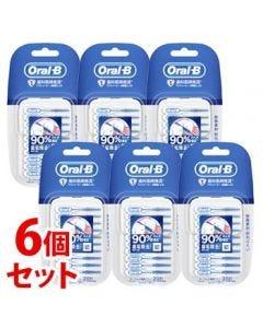 《セット販売》 P&G ブラウン オーラルB 歯間ソフトピック (20本)×6個セット 歯間ブラシ 【P&G】