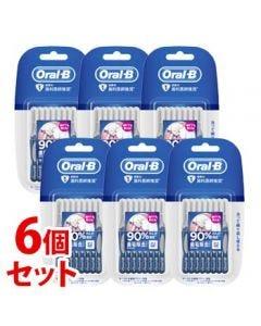 《セット販売》 P&G ブラウン オーラルB 歯間ブラシ I字型 (10本)×6個セット 【P&G】