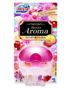 小林製薬 液体ブルーレットおくだけ アロマ 心ときめくプリンセスアロマの香り (70mL) 水洗トイレ用 芳香洗浄剤