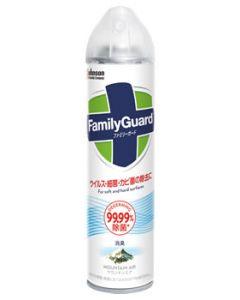 ジョンソン ファミリーガード 除菌スプレー マウンテンエア (300mL) 住居用除菌剤
