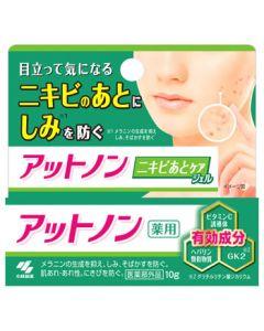 小林製薬 アットノン ニキビあとケアジェル (10g) ニキビケア 【医薬部外品】