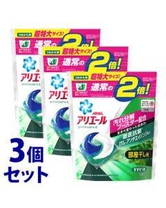 【特売セール】 《セット販売》 P&G アリエール リビングドライジェルボール 3D つめかえ用 超特大サイズ (32個)×3個セット 詰め替え用 部屋干し用 洗濯洗剤 【P&G】