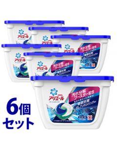 【特売セール】 《セット販売》 P&G アリエール パワージェルボール 3D 本体 (17個)×6個セット 洗濯洗剤 【P&G】