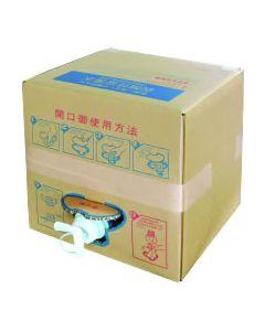 【◇】 OSGコーポレーション 弱酸性除菌水 弱酸性次亜塩素酸水溶液 (20L) 2倍希釈用