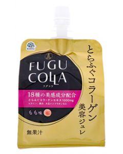 アース製薬 とらふぐコラーゲン美容ジュレ もも味 (150g) ゼリー飲料 ※軽減税率対象商品