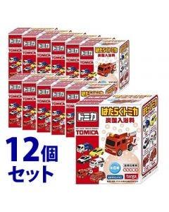 《セット販売》 タルガ トミカ はたらくトミカ 炭酸入浴料 (1個)×12個セット 車 マスコット入り 入浴剤