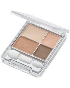 ちふれ化粧品 グラデーション アイシャドウ 72 ブラウン系 (1個) CHIFURE 4色入