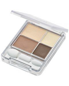 ちふれ化粧品 グラデーション アイシャドウ 73 ブラウン系 (1個) CHIFURE 4色入
