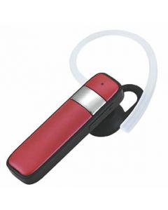 セイワ Bluetooth イヤホン レッド BTE121 (1個) ハンズフリー ワイヤレスヘッドセット