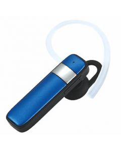 セイワ Bluetooth イヤホン ブルー BTE122 (1個) ハンズフリー ワイヤレスヘッドセット