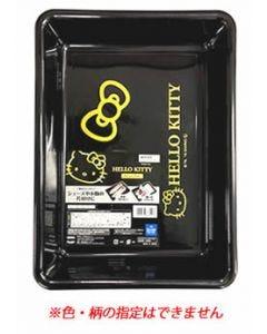 セイワ ハローキティ B&G シューズトレイ KT522 (1個) カーアクセサリー 小物入れ シューズケース