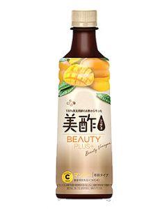 シージェイジャパン 美酢 ミチョ ビューティープラス マンゴー (400mL) 栄養機能食品 お酢 CJ ※軽減税率対象商品