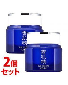《セット販売》 コーセー 雪肌精 アイ クリーム N (20g)×2個セット 保湿クリーム アイクリーム SEKKISEI
