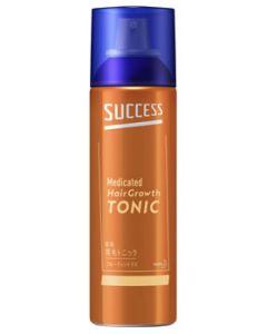 【特売セール】 花王 サクセス 薬用育毛トニック フルーティシトラスの香り (180g) メンズ 育毛剤 【医薬部外品】