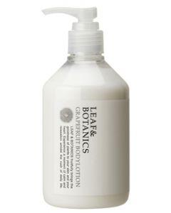 松山油脂 リーフ&ボタニクス ボディローション グレープフルーツ (300mL) LEAF&BOTANICS L&B