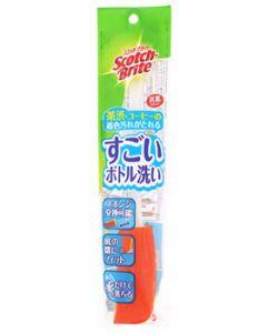 スリーエム ジャパン 3M スコッチ・ブライト すごいボトル洗い MBC-03K (1個) スポンジ