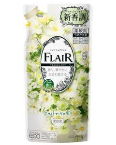 【特売セール】 花王 フレア フレグランス ホワイトブーケ つめかえ用 (400mL) 詰め替え用 柔軟剤