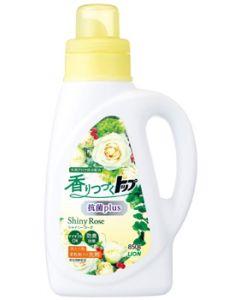 ライオン 香りつづくトップ 抗菌plus シャイニーローズ 本体 (850g) 洗濯洗剤 柔軟剤入